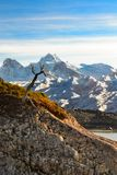Landscape in Patagonia, Argentina stock images