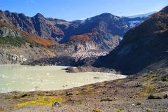 Landscape in Patagonia Argentina Royalty Free Stock Images