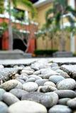 Landscape Pebble Stones Stock Images