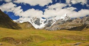 Landscape of Peru Royalty Free Stock Photo