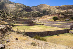 Landscape in Peru Royalty Free Stock Photos