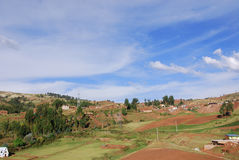 Landscape Peru Stock Photos