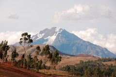 Landscape Peru Royalty Free Stock Photo