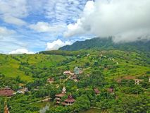 Landscape. Pha Sorn Kaew View Royalty Free Stock Photos