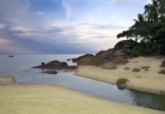 Landscape of Phangan-5 Royalty Free Stock Images