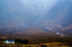 Landscape Photo of Mountains Stock Image