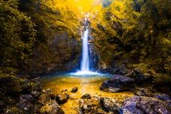 Landscape photo,Waterfall , beautiful waterfall in Thailand. Landscape photo Waterfall beautiful waterfall Thailand Royalty Free Stock Image