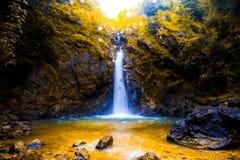 Landscape photo,Waterfall , beautiful waterfall in Thailand. Landscape photo Waterfall beautiful waterfall Thailand Stock Photos