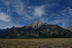 Landscape Photograph of Mountain Royalty Free Stock Image