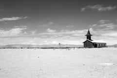 Church Landscape Namibia royalty free stock image