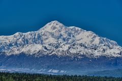 Landscape Photography of White Mountain Stock Photography