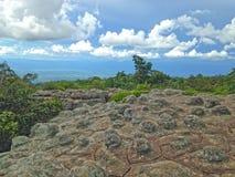Landscape. Phu Hin Rong Kla National Park National Park in Thailand Stock Photography