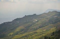 Landscape of Phu Thap Boek Royalty Free Stock Photography