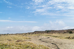 Landscape of plateau in Hallasan moutain Stock Photography