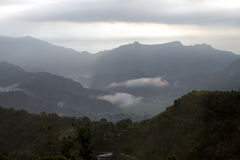 Landscape in Pokhara valley Royalty Free Stock Photography