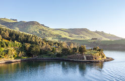 Landscape Port Chambers Royalty Free Stock Photography