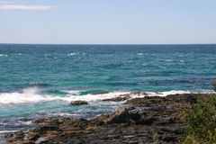 The landscape in port stephens,australia. The landscape is taken  in port stephens,australia Stock Images
