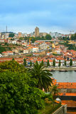 Landscape of Porto, Portugal Stock Image