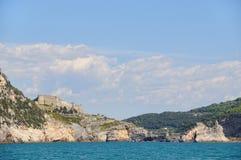Landscape in Portovenere Royalty Free Stock Photo