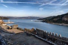 Landscape from Portovenere stock images