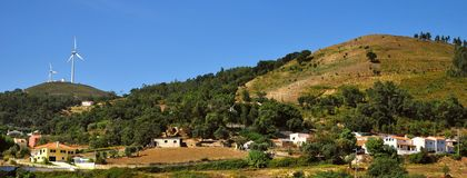 Landscape Portugal Royalty Free Stock Photos