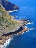 Landscape of the Portuguese coastline (Cabo Espichel) Stock Photo
