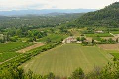 Landscape of Provence Royalty Free Stock Image