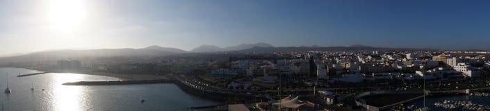 Puerto del Rosario Fuerteventura Stock Photo