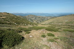 Landscape in Pyrenees Royalty Free Stock Images