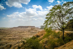 Landscape of Rajasthan Stock Photo