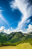 Landscape of Retezat Mountains, Romania, Europe Royalty Free Stock Photography