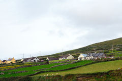 Landscape at the Ring of Kerry, Ireland Royalty Free Stock Photos