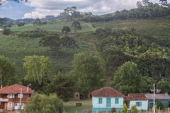 Landscape in Rio Grande do Sul Stock Images