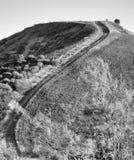 Landscape between Riolo Terme and Brisighella Emilia Romagna Royalty Free Stock Photography