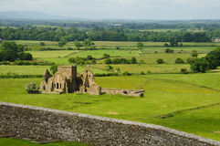 Landscape, the rock of cashel Stock Photo