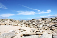 Landscape with rocks Royalty Free Stock Images
