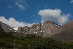 Rocky Mountains National Park, Stock Image