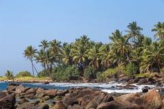 Free Landscape Rocky Tropical Beach. Stock Photo - 74000710