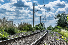 Landscape in Romaniaa. Landscape in Romania, in summer 2016 romania Stock Photography