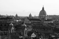Landscape of rome Royalty Free Stock Image