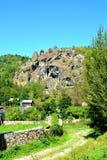 Landscape in Rosia Montana, Apuseni Mountains Stock Photography