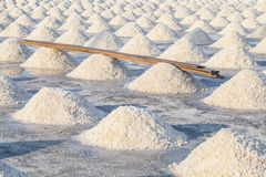 The landscape of Salt Stock Photography