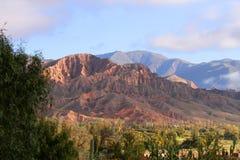 Landscape in Salta Stock Images