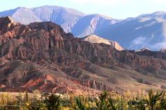 Landscape in Salta Stock Image