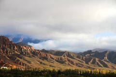 Landscape in Salta Royalty Free Stock Images