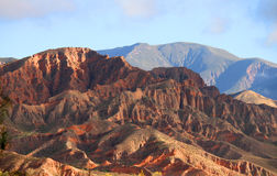 Landscape in Salta Stock Photography