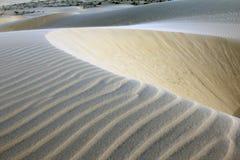 Landscape sand beach Stock Image