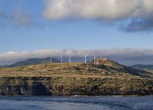 Landscape of Santa Maria Island, Azores