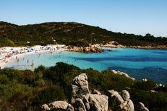 Landscape Sardinia Bay of Prince Stock Image