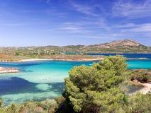 Landscape of Sardinia Island Italy Royalty Free Stock Photography